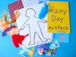 Rainy Day Artpack